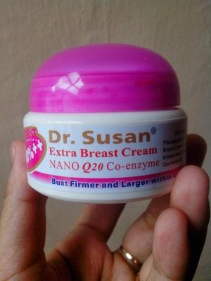 EXTRA BREAST CREAM, EXTRA BREAST CREAM DR SUSAN ASLI, DR SUSAN EXTRA BREAST CREAM, EXTRA BREAST CREAM DR SUSAN, CREAM PEMBESAR PAYUDARA PERMANEN